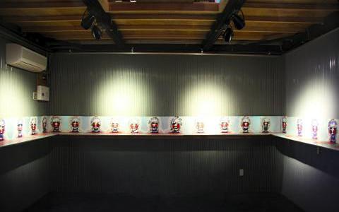 多田友充 個展「みんな大大大好き秘密基地!!!(そして、縁は異なもの)」