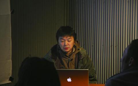 鈴木貴彦 トーク・ショー「アーティスト・ラン・スペースの可能性」